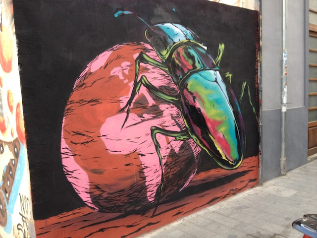 Strret art Valencia1